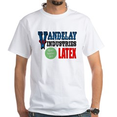 Vintage Vandelay Industries Logo/Slogan T-Shirt