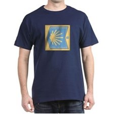 Camino de Santiago Spanish-Basque, Sp T-Shirt