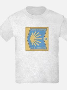 Camino de Santiago Spanish-Basq T-Shirt