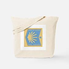Camino de Santiago Spanish-Basque, Spain Tote Bag