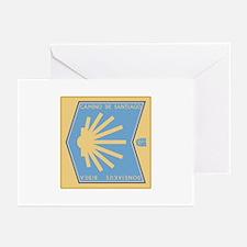 Camino de Santiago Spani Greeting Cards (Pk of 10)