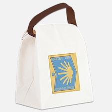 Camino de Santiago Basque-Spanish Canvas Lunch Bag