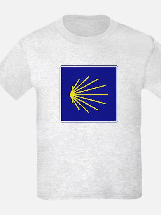 Camino de Santiago, Spain T-Shirt