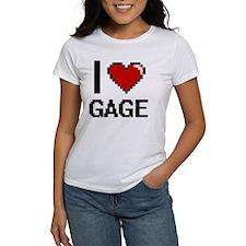 I Love Gage T-Shirt