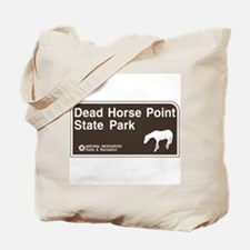 Dead Horse Point State Park, Utah Tote Bag
