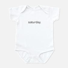 Saturday Infant Bodysuit