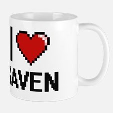 I Love Gaven Small Small Mug