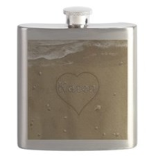 Karen Beach Love Flask