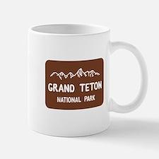 Grand Teton National Park, Wyoming Mug