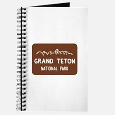 Grand Teton National Park, Wyoming Journal