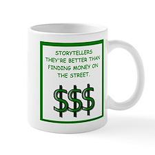 storyteller Mugs