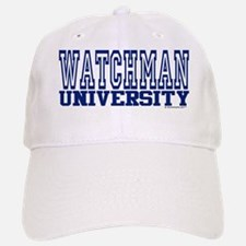 WATCHMAN University Baseball Baseball Cap