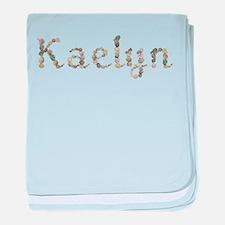 Kaelyn Seashells baby blanket