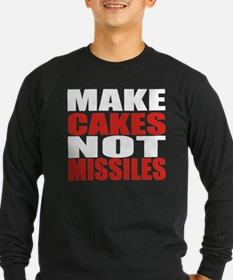 Make Cakes Not Missiles T