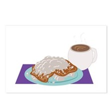 Beignet Breakfast Postcards (Package of 8)