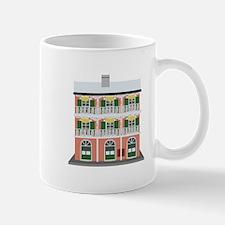 Bourbon Street Building Mugs