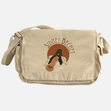 Sidney Bechet Messenger Bag