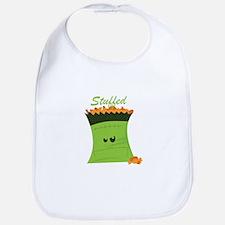 Stuffed Bag Bib