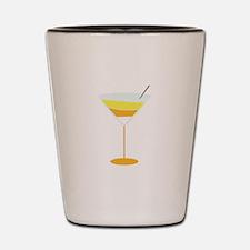 Halloween Martini Shot Glass