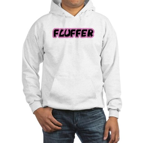 Fluffer Hooded Sweatshirt