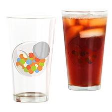 Candy Jar Drinking Glass