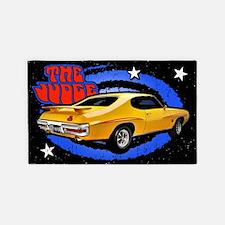 The Judge - GTO Area Rug