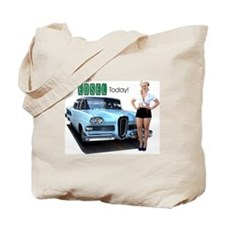 Test Drive an Edsel Today! Tote Bag