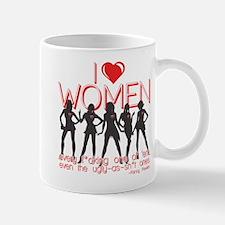 Eastbound and Down I Love Women Mug