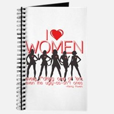 Eastbound and Down I Love Women Journal