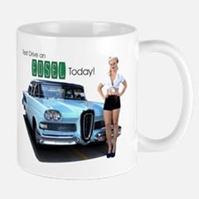 Test Drive an Edsel Today! Mug