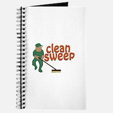 Clean Sweep Journal