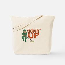 Tidyin Up Tote Bag