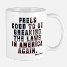 Eastbound and Down Breaking the Laws Mug