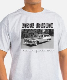 Edsel Bermuda, the Original SUV T-Shirt
