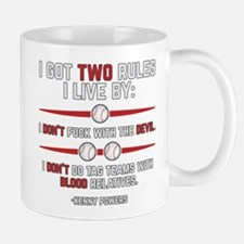 Eastbound and Down Two Rules Mug