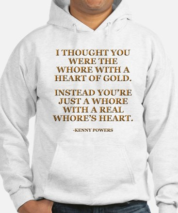 Eastbound and Down Heart of Gold Hoodie