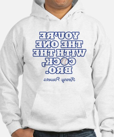 Eastbound and Down Reverse Hoodie
