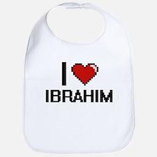 I Love Ibrahim Bib