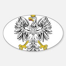 Polish Eagle Decal
