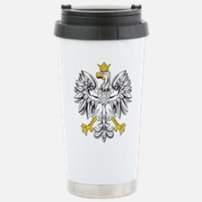 Polish Eagle Travel Mug