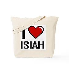 Funny Isiah Tote Bag