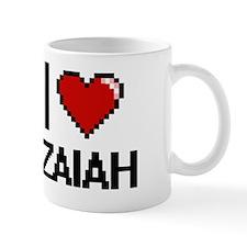 I Love Izaiah Mug
