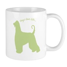 Dogs Love Life! Mug