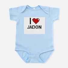 I Love Jadon Body Suit
