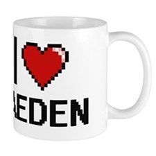 I Love Jaeden Mug