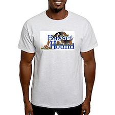 Cute Basset hound T-Shirt