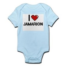 I Love Jamarion Body Suit