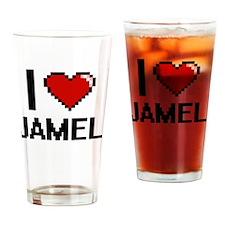 Unique Jamel Drinking Glass