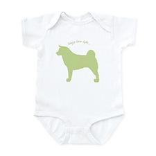 Dogs Love Life! Infant Bodysuit