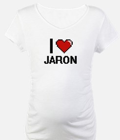I Love Jaron Shirt